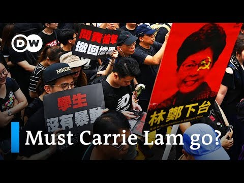Image result for Hong Kong protest: How will Beijing respond