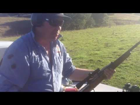 .458 Win Mag rapid shooting