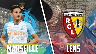 Commentary 🎙️🔵⚪ MARSEILLE - LENS / Talk 🎙️