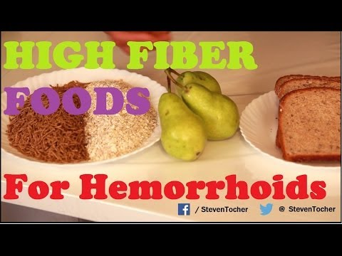 High Fiber Foods - Hemorrhoids (Season 1 Episode 32)