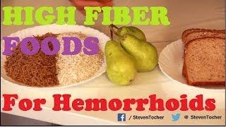 High Fiber Foods - Hemorrhoids (Season 1 Episode 32)