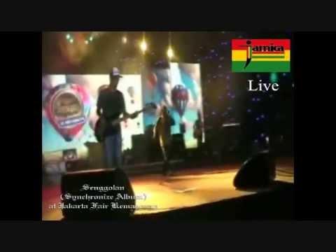 JAMICA BAND Live Performance : JIExpo - JAKARTA FAIR 2013 at Kemayoran Jakarta Pusat - Full Concert