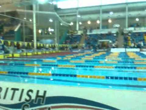 National Masters Long Course Championships In Leeds 2011 The Pool Youtube