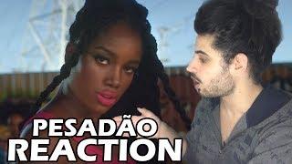 Baixar IZA - Pesadão (feat. Marcelo Falcão) (REACTION)   Reação e comentários
