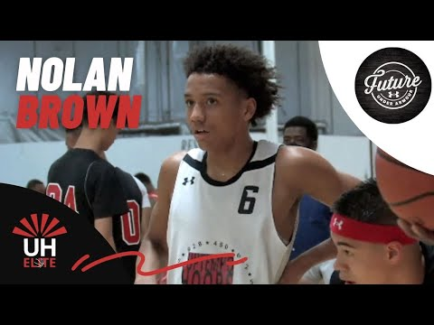Nolan Brown 8th UA Future Highlights - UH Elite