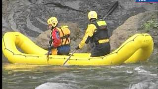 Dramatic River Rescue
