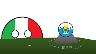 Why San Marino Is Not A Part Of Italy?