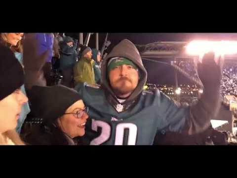 Philadelphia Eagles Playoff Anthem [Ben Franklin Bridge - Augustus]