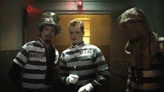 Jerome, Mad Hatter & Scarecrow escape Prison! | Gotham | S04 E16 Ta...