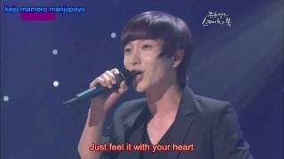 [HD] leeteuk,sungmin,donghae more than words live (eng sub + rom)