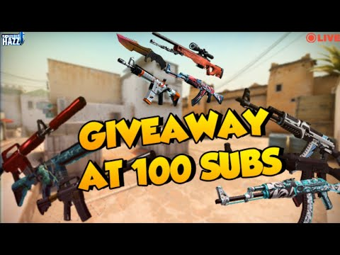 CSGO LIVE || PHASE 14 || GIVEAWAY || TRADE UP ||ROAD TO 100 SUBS || !giveaway