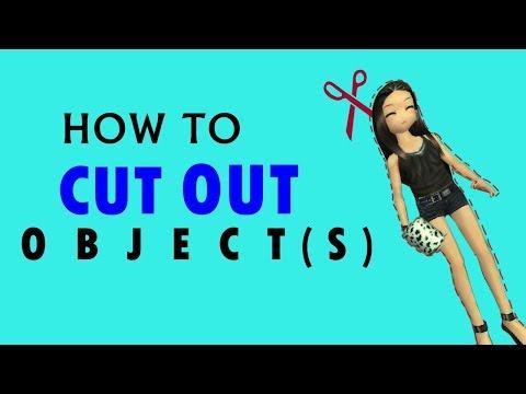 Paint Tool SAI Tutorial: Crop (Cut Out) An Object! | Finafb