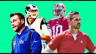 49ers Vs. Rams PUMP Up Week 6 || NFC West Showdown Hype