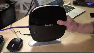 Belkin AC 1750 DB Review - Wi-Fi Dual-Band AC+ Gigabit Router - F9K1115