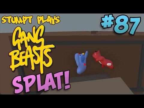 Gang Beasts - #87 - SPLAT!