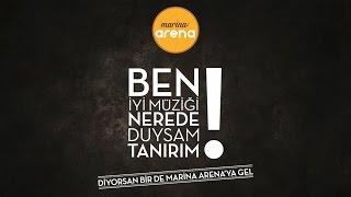 Marina Arena Tuzla Murat Boz konseri ile açıldı - 13 Mayıs #2017