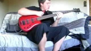 Slap Bass Riff (Flea)