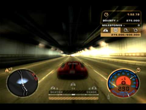 Need For Speed Most Wanted Police Pursuit: Hand of Blood