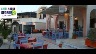 Santorini Kamari Restaurants