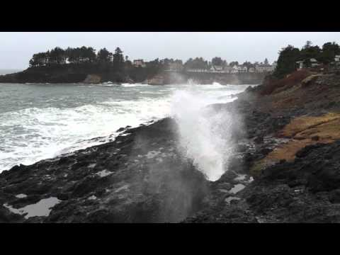 Depoe Bay Spouting Horn