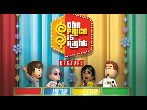 First 30 Minutes: The Price Is Right: Decades [XBOX360/WII]