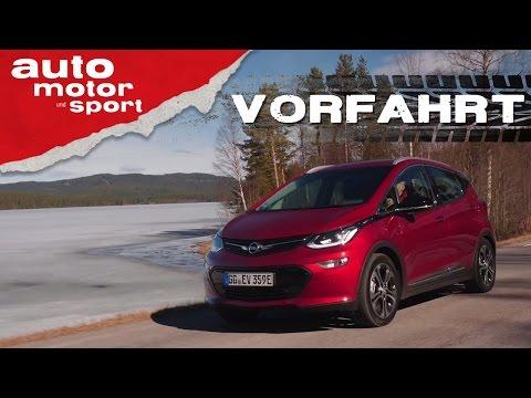 Opel Ampera-e: Das alltagstaugliche E-Auto - Vorfahrt   auto motor und sport