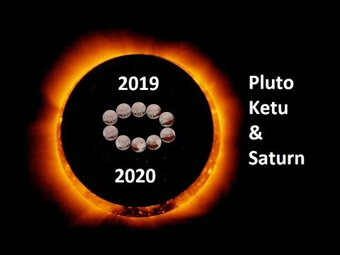 What to Expect from Pluto, Saturn and Ketu Transits in 2019 and 2020