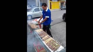 Espetinho Paulista #O melhor churrasco  de Jacobina  BA