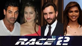 Race 2  TRAILER to release with Heroine