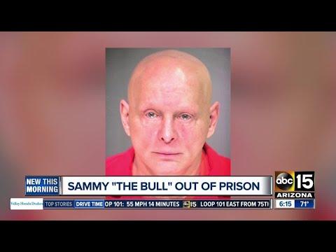 Reports: Former mob boss Salvatore 'Sammy the Bull' Gravano released from Arizona prison