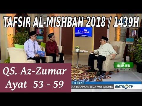 смотрите сегодня видео новости 1439h Surat 39 Az Zumar Ayat 53 59 Tafsir Al Misbah Metrotv на онлайн канале Russia Video Newsru