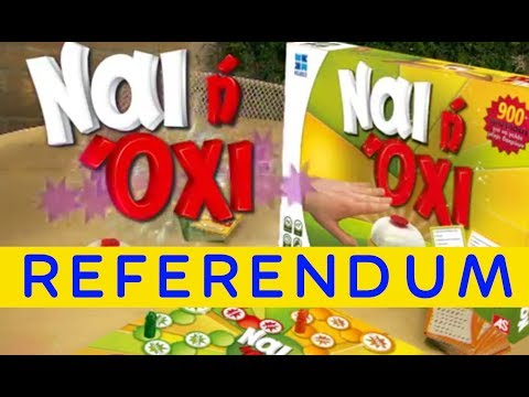 REFERENDUM |  Best of Greek Media | 2015 !