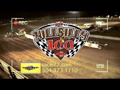 I-77 Raceway Park - Hillbilly100 - August 13