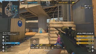 S1MPLE MVP!! - NaVi vs Heroic - ESL Pro League S9 - CS:GO