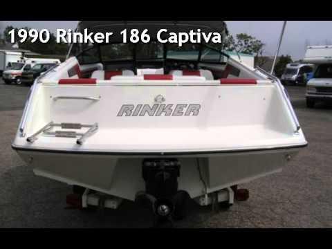 1990 Rinker 186 Captiva for sale in Angola, IN