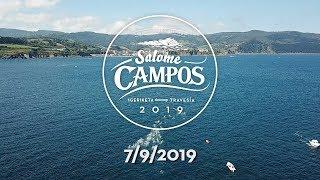 ¿ TE UNES AL RETO? TRAVESÍA SALOME CAMPOS 2019