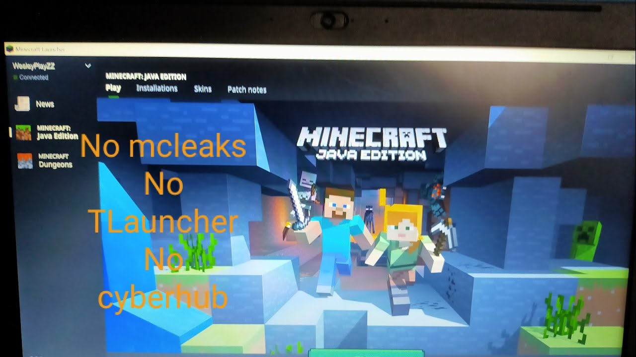 how to download minecraft java edition for free no mcleaks
