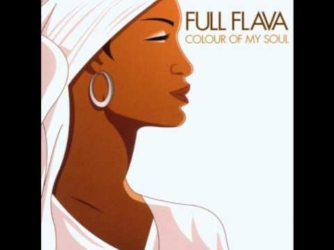 Full Flava feat Donna Gardier - Colour of my soul