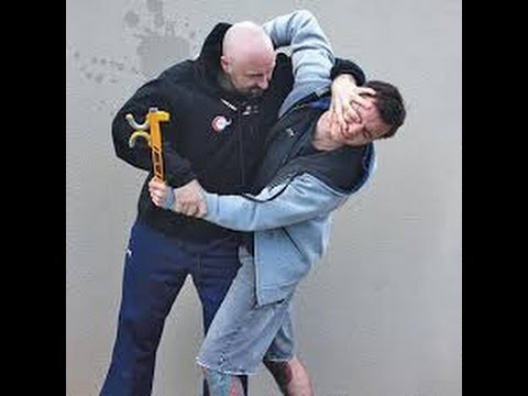 two men fight in london