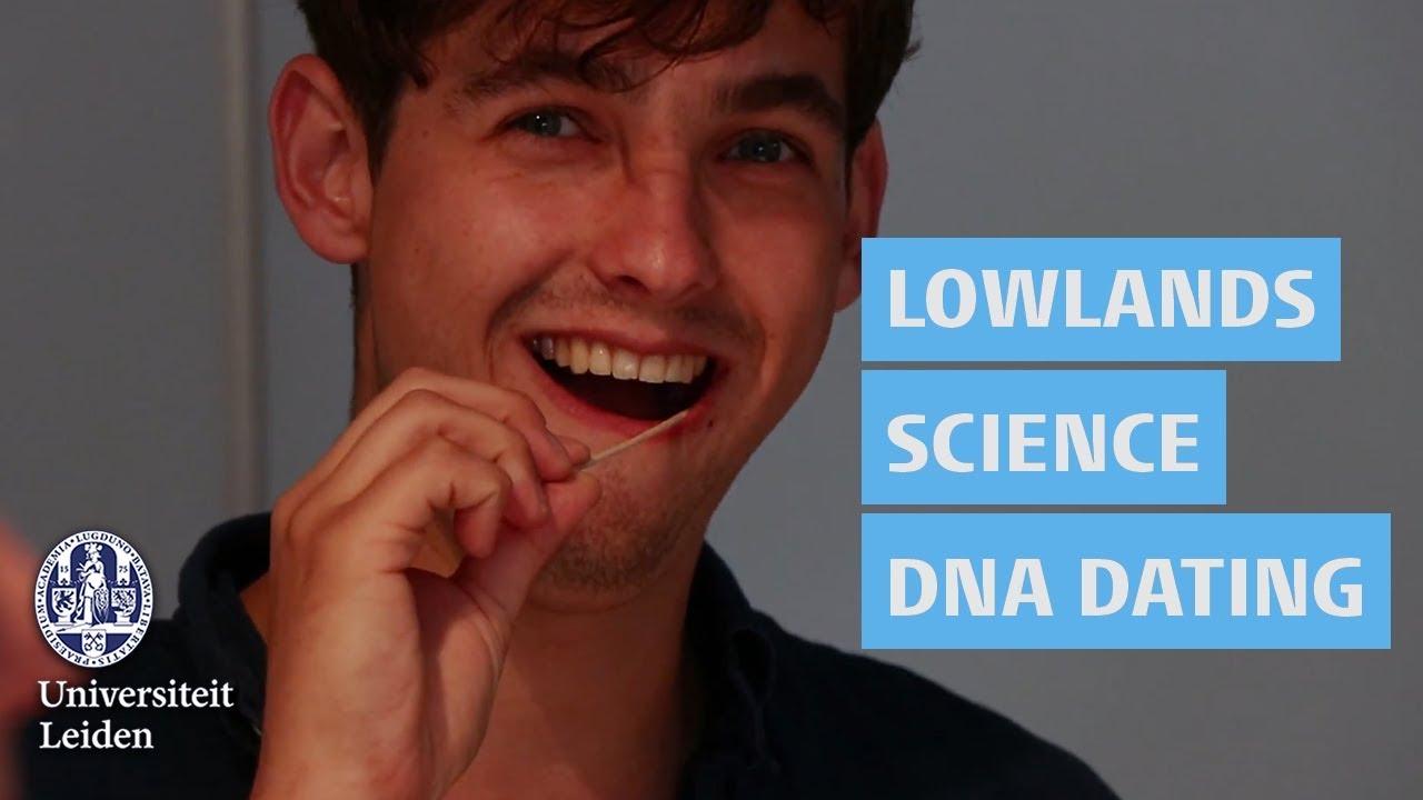 Dating site gebaseerd op DNA