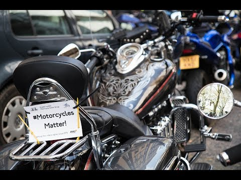 Motorcycles Matter 2018 London Ride out MAG