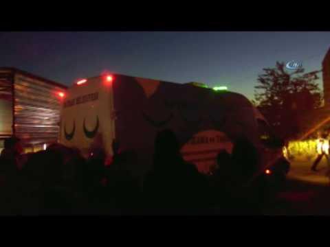 Rektör Nas'ı Son Yolculuğuna Binler Uğurladı
