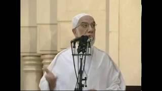 قصة عمر بن الخطاب مع أمير نصراني - الشيخ عمر عبد الكافي