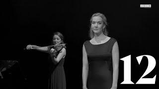 Adventskalender: Ida Ränzlöv – Geistliches Wiegenlied, op. 91 Nr. 2 | Staatsoper Stuttgart