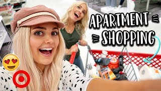 APARTMENT SHOPPING WITH MY MOM!