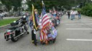 Maywood NJ 4th of July Parade / HOG