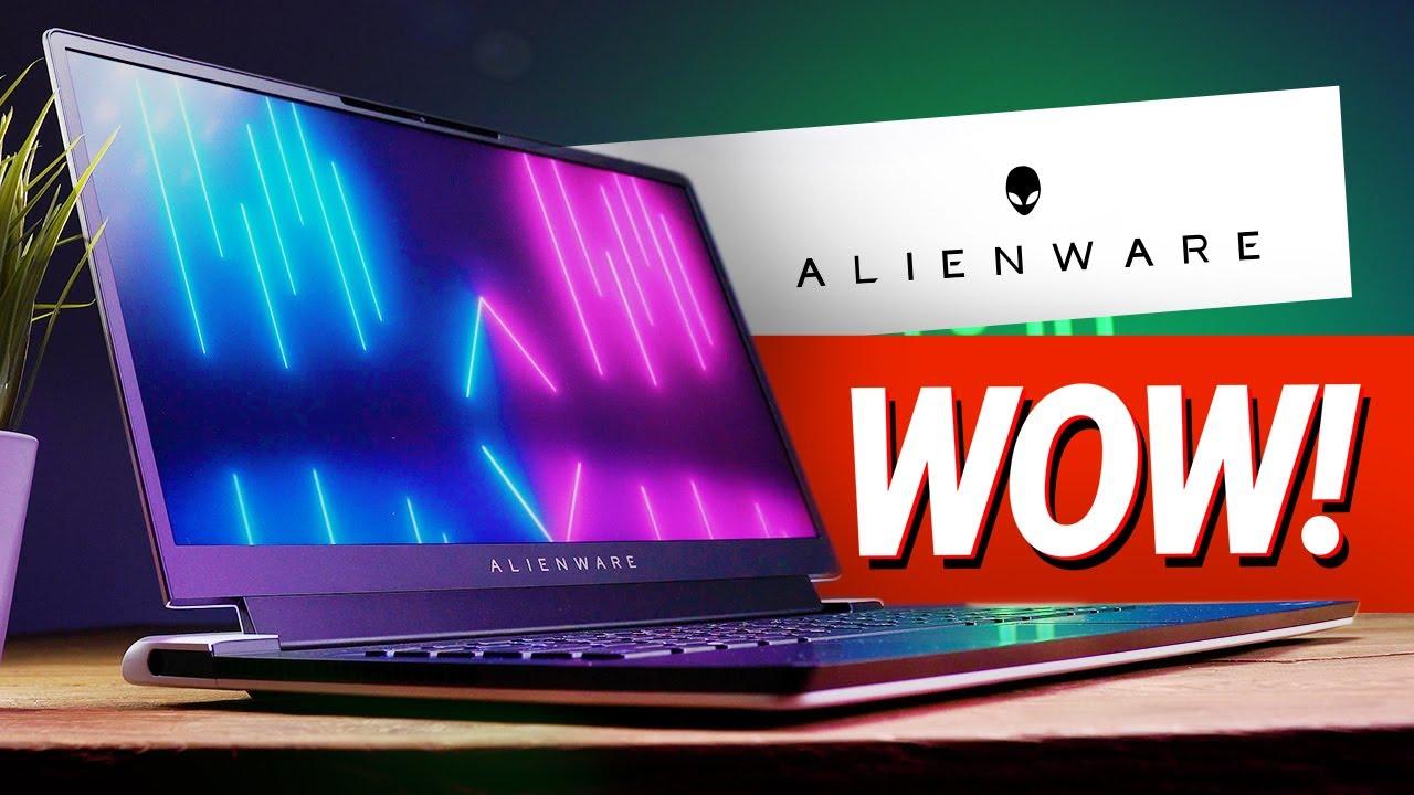 GEWINNE den ULTIMATIVEN ALIENWARE Gaming Laptop!!