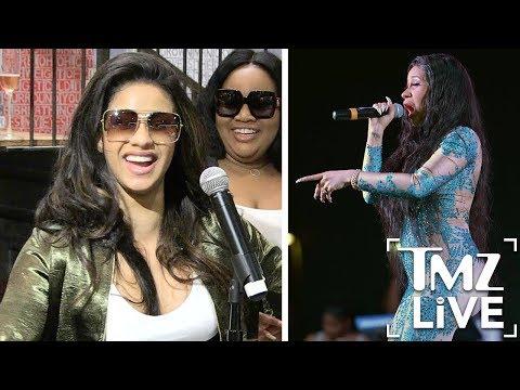 Cardi B Pregnant?!? | TMZ Live