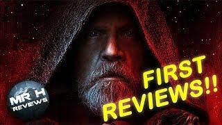 The Last Jedi REVIEWS
