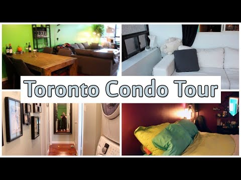 Toronto Condo Tour! First Time Homeowners | Makeup Your Mind